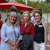 Barbara Paulson, Betsy Kraft and Lorraine Paulson
