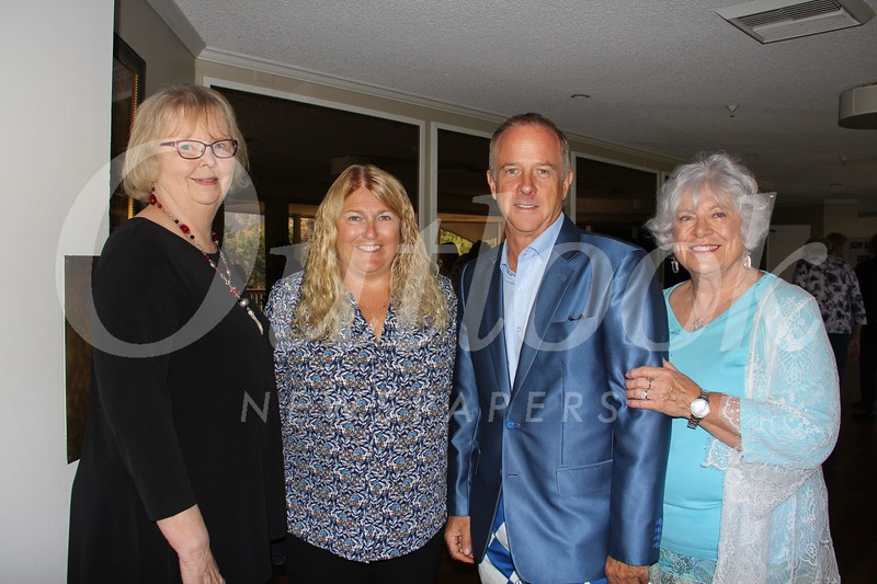 Caryl Pettit, Nancy Rossi, Michael Sullivan and Jeanne Long