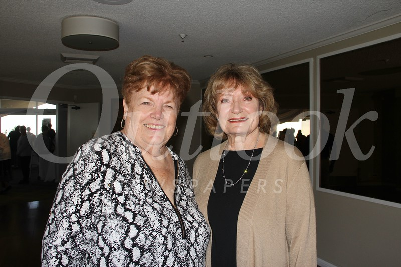 Book and Author co-chairs Wendy Nicoll and Arlene Massimino