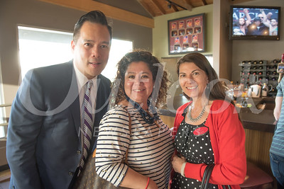 1 Colin Tom, Claudia Montoya and Sydni Taylor -1