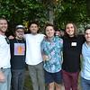 Dan Scott, Sean Moriarty, Sean Segal, Reed Buck, Blake Scott and Bryce Lourie