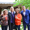 Paige Hulsey, Liz Melehano, Paula Grandolph and Thomas Atamian