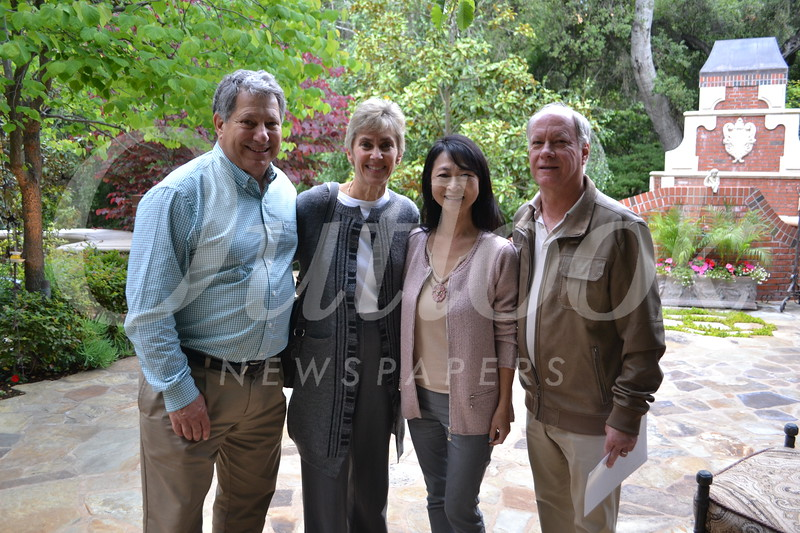 Bob and Nancy Antonoplis with Sandy and Jim Erickson