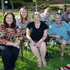 Jennifer Hronek with Allison, Brenda, Lenny and Len Pieroni