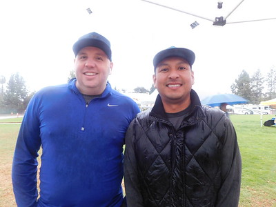 Chad Rayfield and Hector Salas