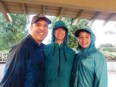 Stephen, Courtney and Lauren Flach