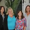 Christine Won, Lilli Rouleau, Joy Sellman and Cathy Smith