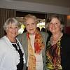 Linda Pebsworth, Lorie MacKenzie and Jeanie Kay
