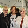Eilene Moore, Louise Beggs and Beverly Holt