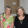 Alma Tycer and Brenda Pieroni
