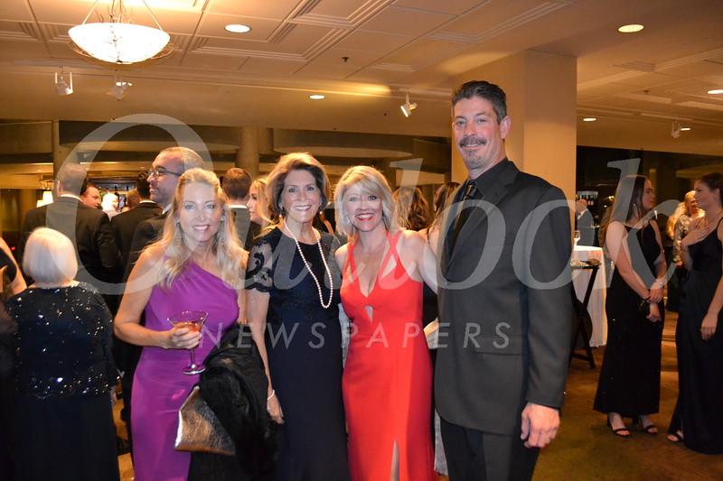 Sharon Grey, Elza Gross, Hailey Paton and Brent Nussbaum