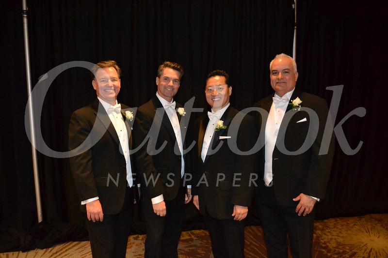 Bob Cooper, Peter Raulli, Kent Hwang and Bob Connell