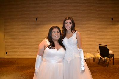 Melody Bagheri and Simone Badaruddin