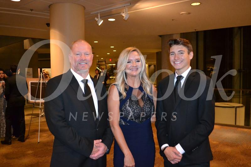 Jim, Pam and Robert Heiberg