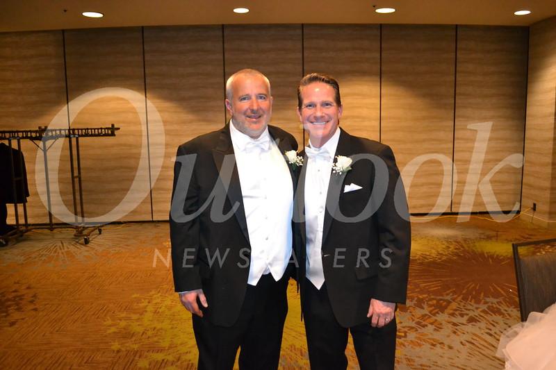 Mark Dancsecs and Chris Dunbar