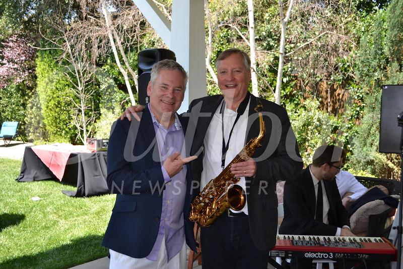 Keith Hobbs and David Sagal