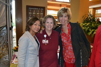 Dory Polo, Teri Rice and Kathy Rust