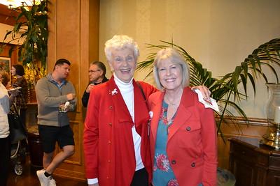 Joyce Ruygrok and Ruth McNevin