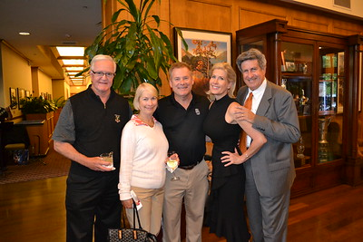 Drs  John and Terry Osterkamp, CEO Keith Hobbs, and Rita and Frank Gooch