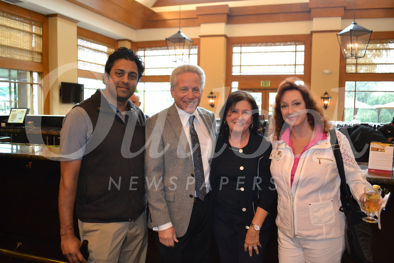 Ketan Patel, Dr  Steve and Sandy Hartford, and Tina Marie Ito