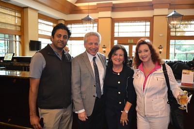 Ketan Patel, Dr  Steve and Sandy Hartford, and Tina Marie Ito