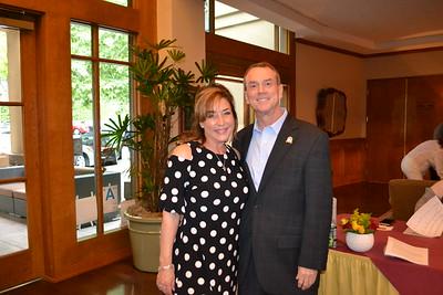 Lisa and Jon Curtis