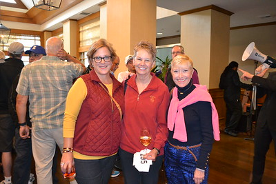 Merilee Hobbs, Amy Ross and Sue Wilder