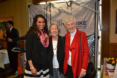 Kerri Yoder Hubbard, Janice Croft and Joyce Ruygrok