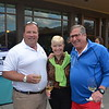 Matt Merna with Sue and Steve Wilder