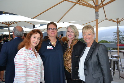Tina Marie Ito, Gina Wietzel, Carol Peden and Tammy Capretta