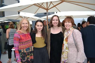 Candice Rosen, Marguerite Epstein-Martin, and Nora and McNally Sagal