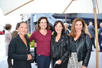 Sarah Wong, Roberta Coudin, Sandy Ahn and Marcie Sabatella