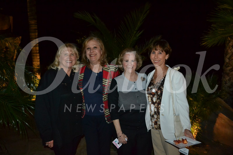 Gail King, Sonia Boghossian, Teri Rice and Julie Battaglia