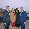 COO Kenny Pawlek, Mary Virgallito, Anna Safarian and CEO Keith Hobbs
