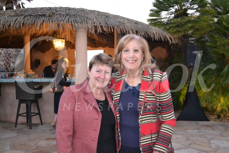 Theresa Murphy and Sonia Baghdasarian