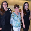 Stephanie Van Sickel, Kay Goedem and Victoria Spencer