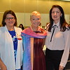 Barbara Jordan, Sue Wilder and Sharon Harwood