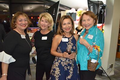 Trish McRae, Nancy Leininger, Alice Perez and Peggy Hotaling