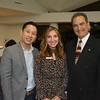 Princess Cole Fox with David Kim and Michael Freed
