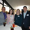 Jeff Helgager, Samantha Wickersham, and Christina and James Herrington