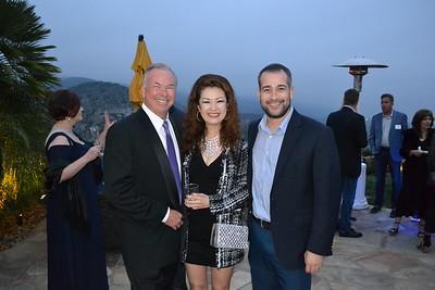 Gene O'Bryan, Karen Jung and Justin Strassburg