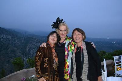 Arlene Lapin, Patricia Harris and Lola Quan-Ramirez