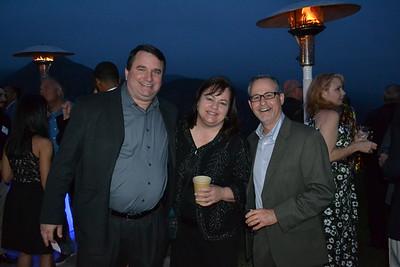 Jim Milley, Julia Rabago and Shawn White