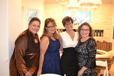 Lucinda Guarino, Varbara Gjerde, Darry Lynn Kaun and Gabby Najera