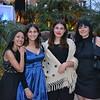 Annie Azizian, Deanna Kobeissi, and Maddy and Vesela Chividjian