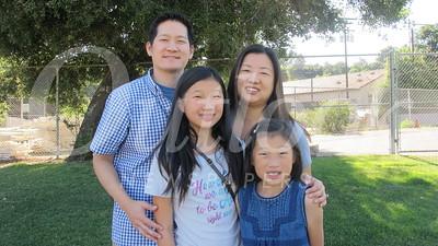 03 Dennis, Allison, Angela and Kayla Woo