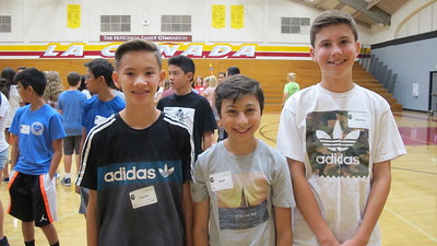 8th Graders Become Welcoming Student Ambassadors