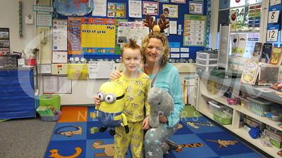 03 Liam Regan and teacher Camilla Hartman