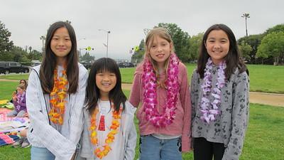 03 Savvi Kim, Stephanie Chung, Savannah Sauro and Isabelle Aghajanian