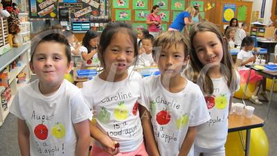 16 August Tahani-Bidmeshk, Caroline Chen, Ccharlie Camoosa and Evelyn Shackley
